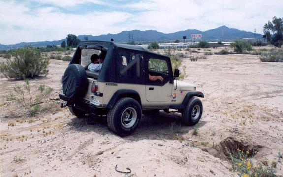Another apinkjeepthing 1989 Jeep Wrangler post... - 1484012
