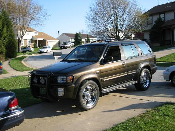 Another mike23ag 1997 Infiniti QX post... - 1482120
