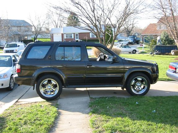 Another mike23ag 1997 Infiniti QX post... - 1482121
