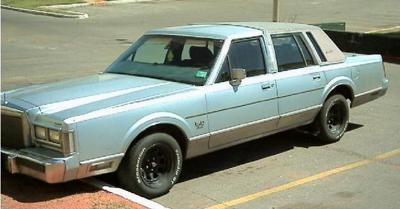 Hugewang 1988 Lincoln Town Car Specs Photos Modification Info At