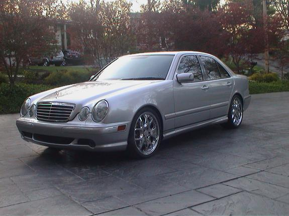 Benz55 2001 mercedes benz e class specs photos for 2001 mercedes benz e320