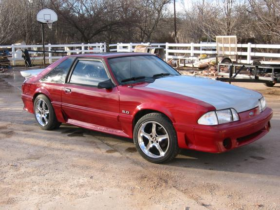 bryans50's 1990 Ford Mustang