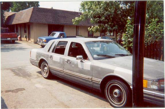 Another lincolnswirl401 1990 Lincoln Town Car post... - 1492359