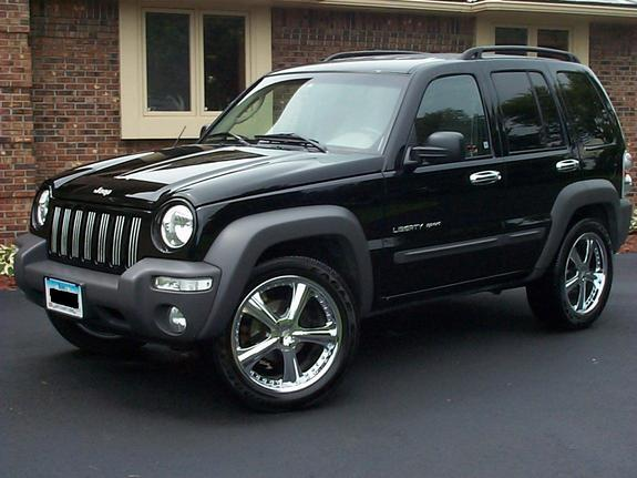 AbercromBEAN06 2002 Jeep Liberty Specs Photos Modification Info