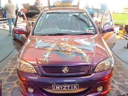 Ogmosis 2001 Holden Astra