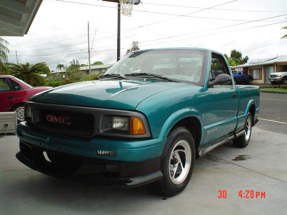 sseries17 1996 GMC Sonoma Club Cab 1509800