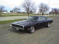 count5 1970 Dodge Charger