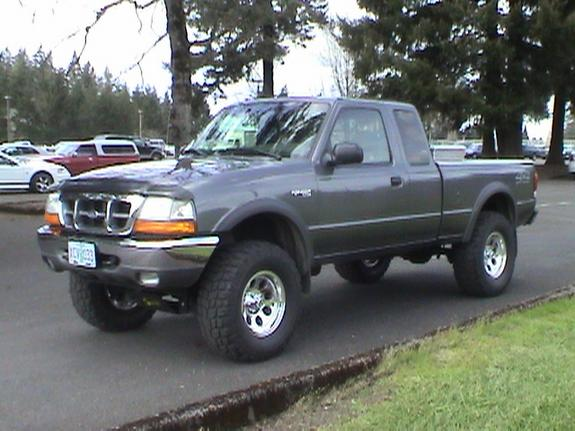 Gmc All Terrain X >> pnac0077 1999 Ford Ranger Regular Cab Specs, Photos, Modification Info at CarDomain