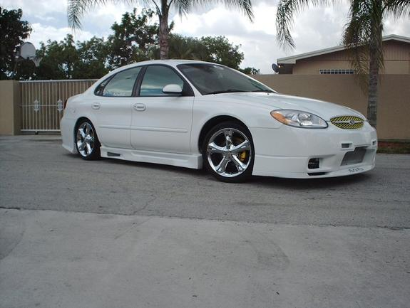 Shorty1122 2000 Ford Taurus Specs Photos Modification