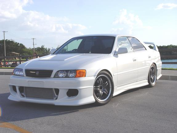 Another chaserguy 1997 Toyota Chaser post... - 1512644