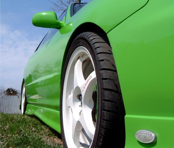 Greengsr 1994 Acura Integra Specs, Photos, Modification