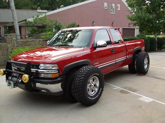 2001bigredz71 2001 chevrolet silverado 1500 regular cab. Black Bedroom Furniture Sets. Home Design Ideas