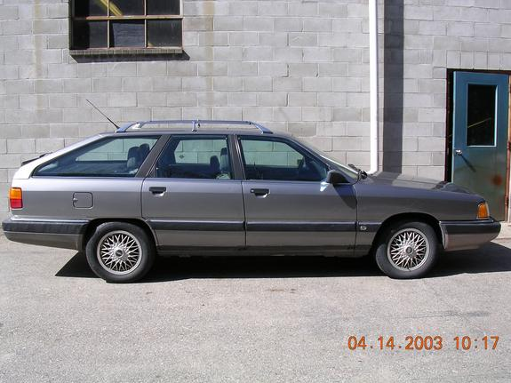 Another DVader 1989 Audi 200 post... - 1514377