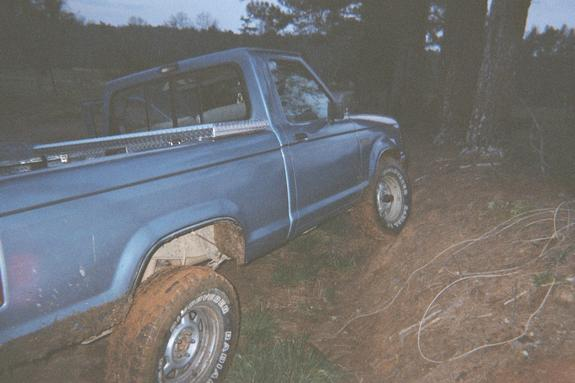 lilboyblue 1989 Ford Ranger Regular Cab