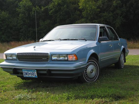 Nabendroth3300 1993 Buick Century Specs Photos Modification Info At Cardomain