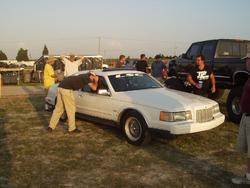 lscss 1989 Lincoln Mark VII