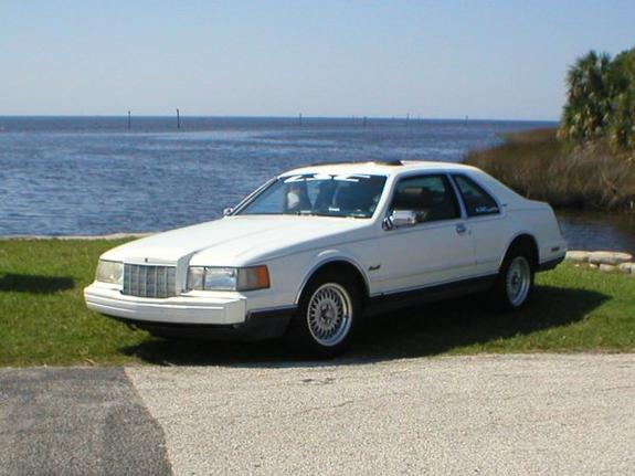 Another lscss 1989 Lincoln Mark VII post... - 1524356