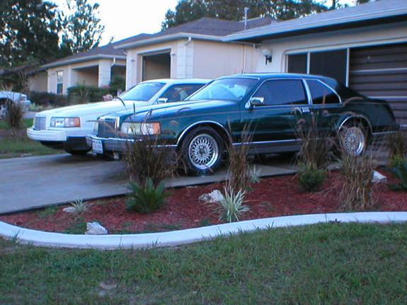 Another lscss 1989 Lincoln Mark VII post... - 1524358