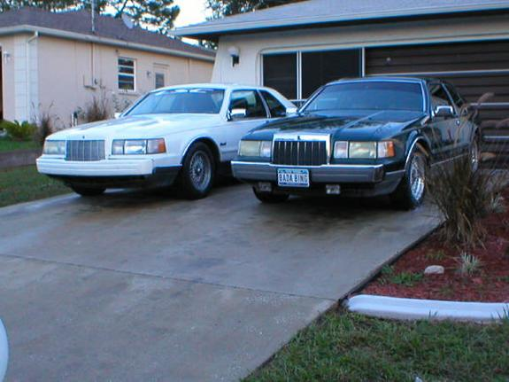 Another lscss 1989 Lincoln Mark VII post... - 1524359