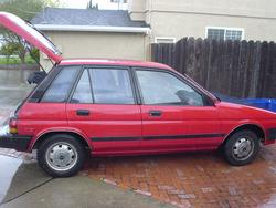 tha_automobiles 1988 Toyota Tercel
