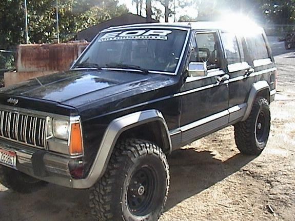 chadwell 124 1990 jeep cherokee specs photos modification info at cardomain. Black Bedroom Furniture Sets. Home Design Ideas