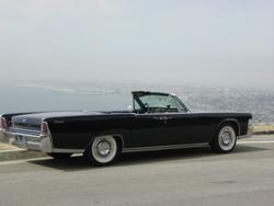 dstrager 1965 Lincoln Continental