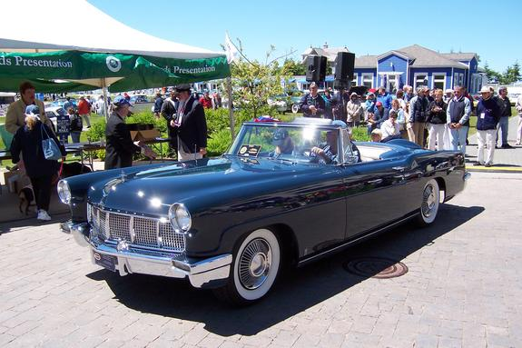 barry2952's 1956 Lincoln Continental