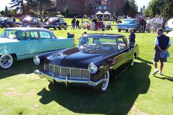barry2952 1956 Lincoln Continental 1532081
