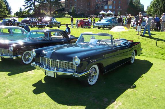 barry2952 1956 Lincoln Continental 1532082