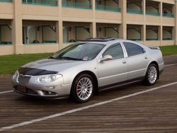 SilverSpecial 2002 Chrysler 300M