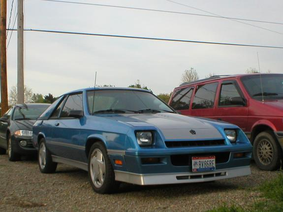 Another Jamesnoble 1986 Dodge Charger post... - 1534449