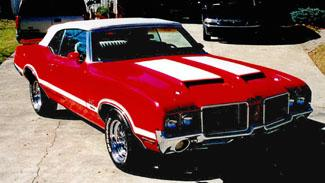 Another KingOfDaKutlazz 1972 Oldsmobile 442 post... - 1536302