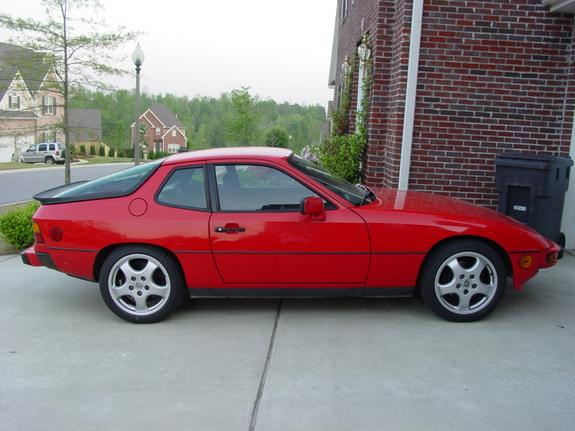old 924s 1987 porsche 924 specs photos modification info at cardomain. Black Bedroom Furniture Sets. Home Design Ideas