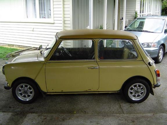 barbieisawhore 1982 MINI Cooper