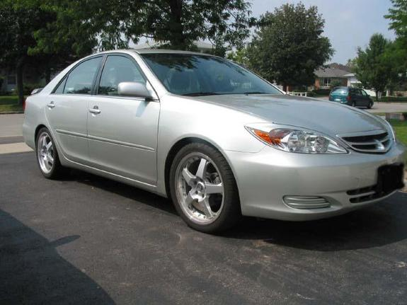 Another spyman777 2002 Toyota Camry post... - 1542581