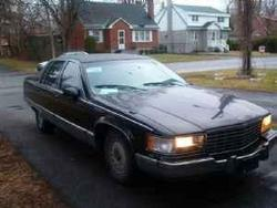 Fleetwood93s 1993 Cadillac Brougham