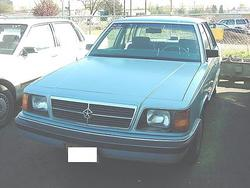 alucaz 1989 Dodge Aries