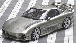 badassrxs 1997 Mazda RX-7