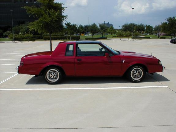 Hispanc 1984 Buick Regal Specs Photos Modification Info