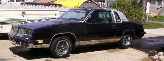 Another spgarlic7 1984 Oldsmobile Cutlass Supreme post... - 1551789
