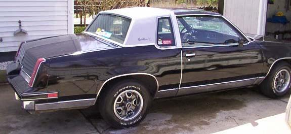 Another spgarlic7 1984 Oldsmobile Cutlass Supreme post... - 1551793