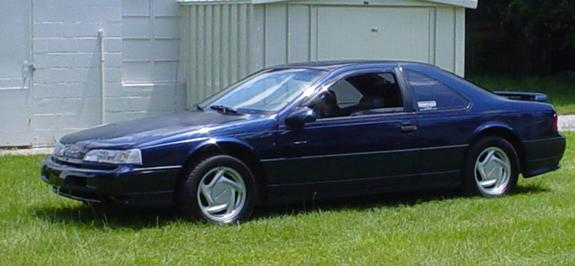 svtsc 1993 ford thunderbird specs photos modification info at cardomain. Black Bedroom Furniture Sets. Home Design Ideas