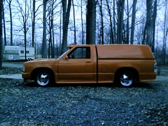 1989 s10 ground effects | Chevrolet Van Body Kits at Andy's Auto