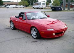 mmmm_funs 1992 Mazda Miata MX-5