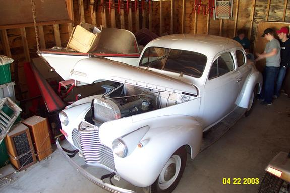 Another von_horten 1940 Chevrolet Bel Air post... - 1555459