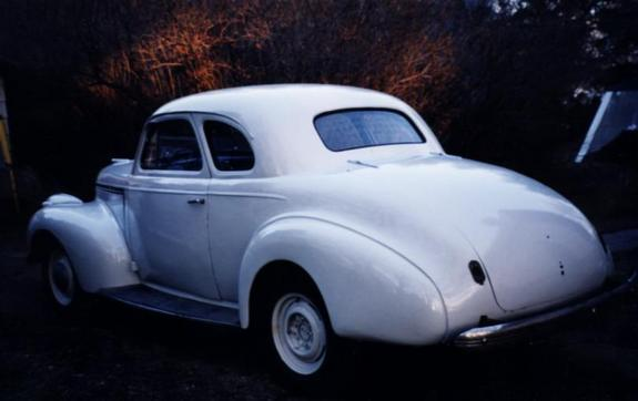 Another von_horten 1940 Chevrolet Bel Air post... - 1555463