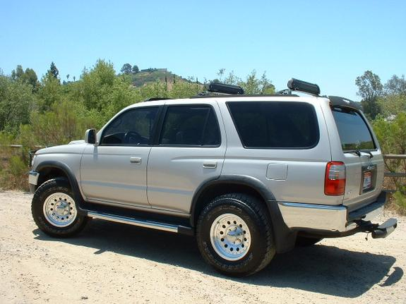 stumblz 39 s 1997 toyota 4runner in san diego ca. Black Bedroom Furniture Sets. Home Design Ideas