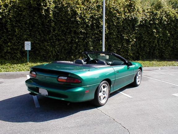 Another gmendoza 1998 Chevrolet Camaro post... - 1561891