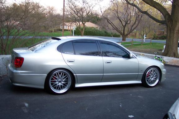 Another MrSypher 2002 Lexus GS post... - 1561893