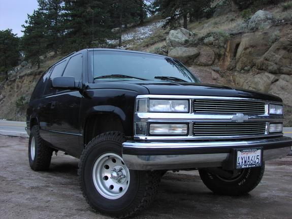 Newgt 1999 Chevrolet Tahoe Specs Photos Modification Info
